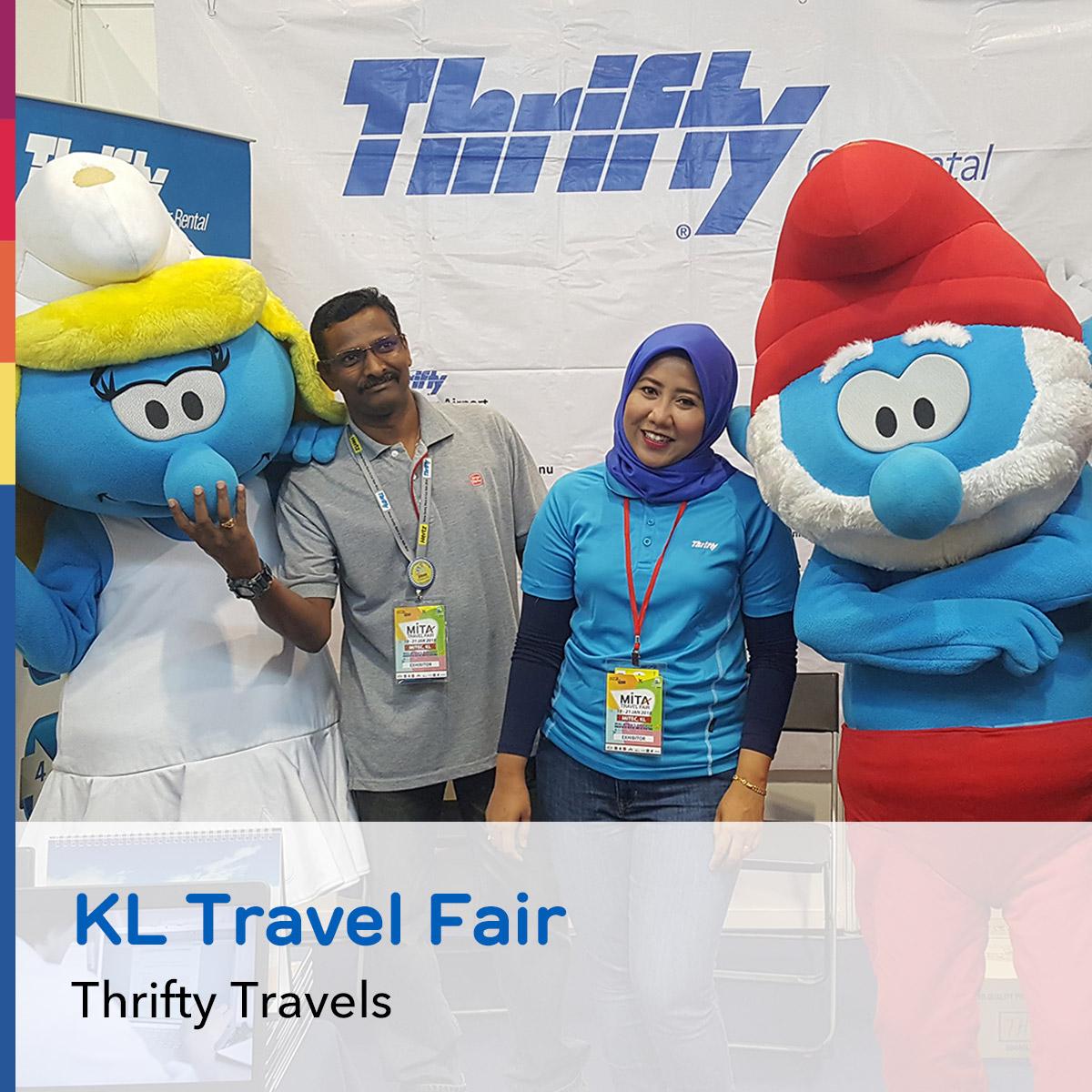 KL Travel Fair 2018