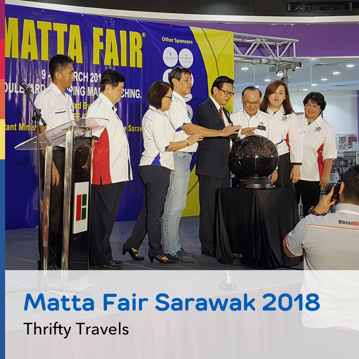 Matta Fair Sarawak 2018