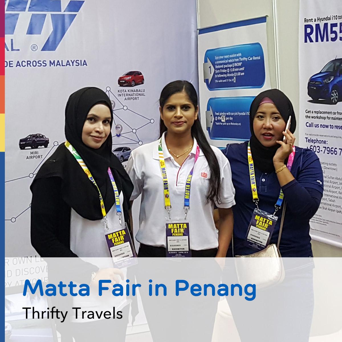 Matta Fair in Penang