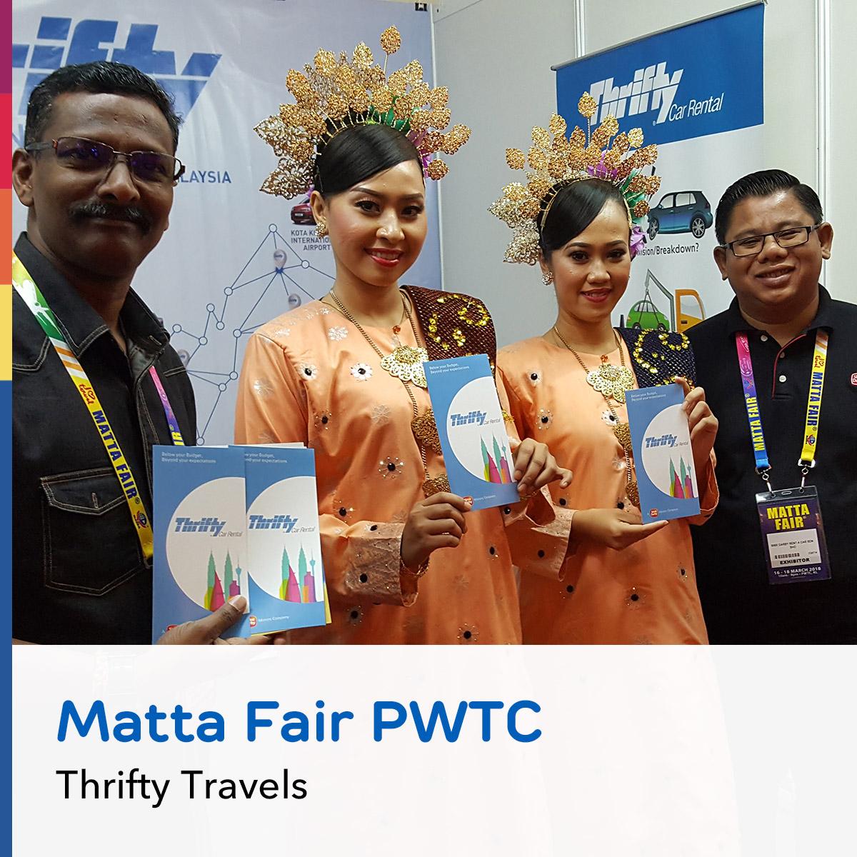 Matta Fair PWTC March 2018